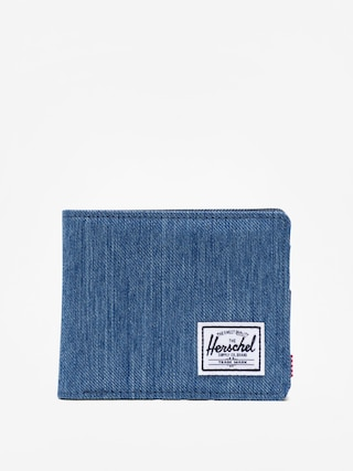 Peňaženka Herschel Supply Co. Roy Rfid (faded denim/indigo denim)