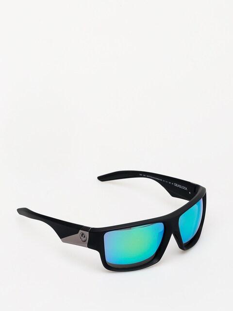Slnečné okuliare Dragon Deadlock (matte black/green ion)