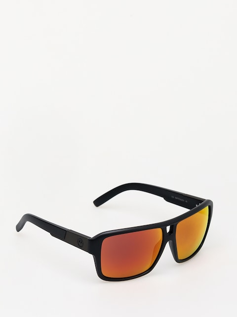 Slnečné okuliare Dragon The Jam (matte black/red ion)
