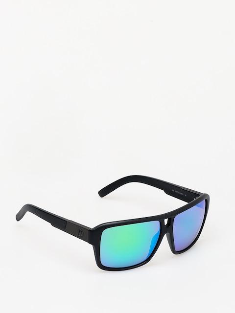 Slnečné okuliare Dragon The Jam (matte black/green ion)