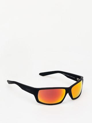 Slneu010dnu00e9 okuliare Dragon Ventura (matte black/orange ion)