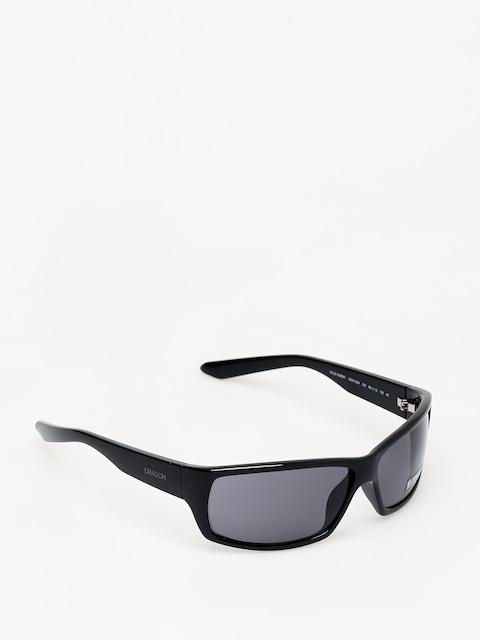Slnečné okuliare Dragon Ventura (shiny black/smoke)