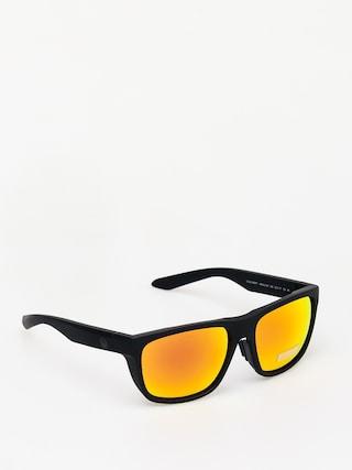 Slneu010dnu00e9 okuliare Dragon Aerial (matte black/orange ion)