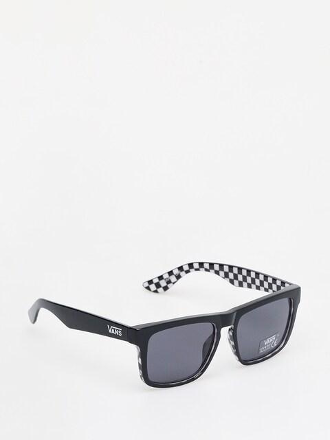 Slnečné okuliare Vans Squared Off (black/checkerbo)