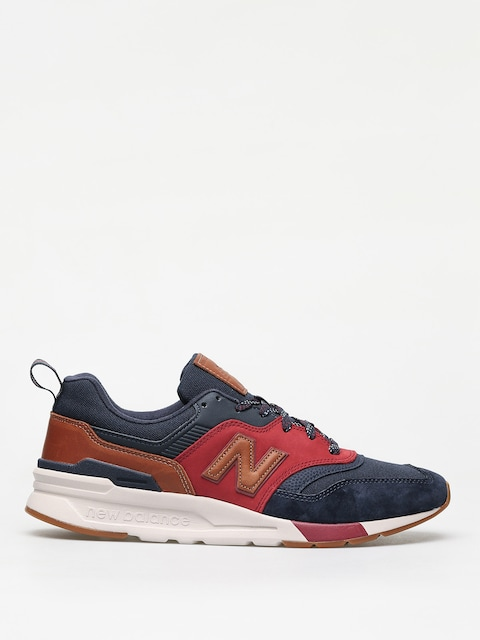 Topánky New Balance 997 (navy/red)