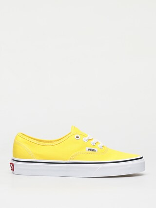 Topánky Vans Authentic (vibrant yellow/true white)