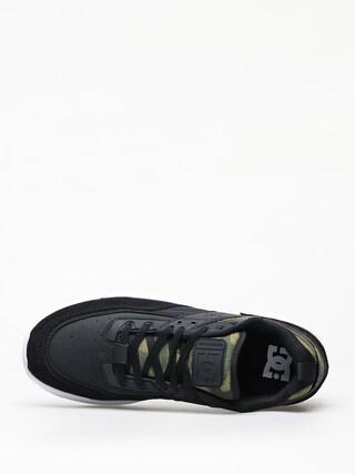 Topánky DC E Tribeka Se (black/camo print)