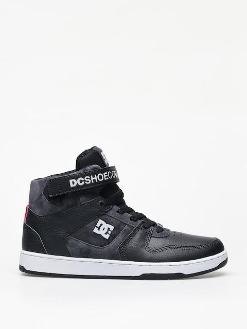 Topánky DC Pensford Se (black/grey/red)