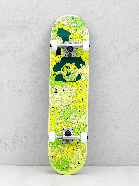 Skateboard Enjoi Slimer Panda (green/yellow)