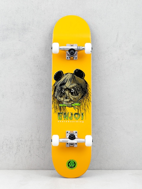 Skateboard Enjoi 80s Head (orange)