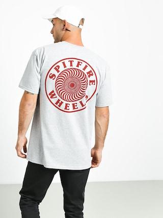 Triu010dko Spitfire Og Circle Outline (athletic heather/maroon)
