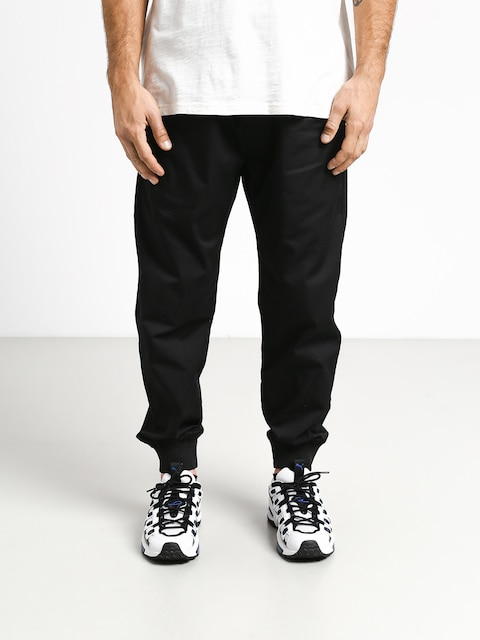 Nohavice Carhartt WIP Madison Jogger (blue rinsed)