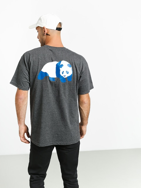 Tričko Enjoi Classic Panda (charcoal heather)