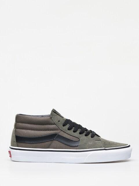 Topánky Vans Sk8 Mid