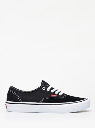 Topu00e1nky Vans Authentic Pro (black/true white)