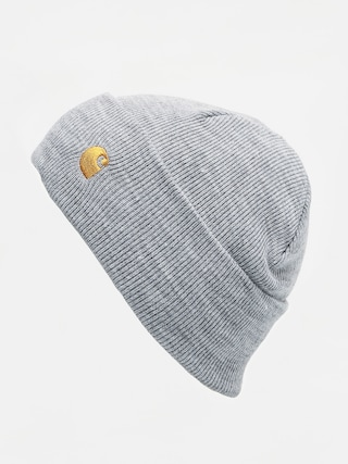 u010ciapka Carhartt WIP Chase (grey heather/gold)