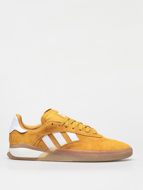Topánky adidas 3St 004 (tactile yellow f17/ftwr white/gum4)