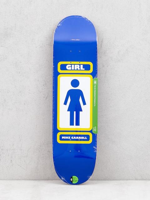 Doska Girl Skateboard Carroll 93 Til (blue)