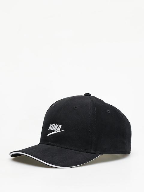Šiltovka Koka Fake ZD (black)