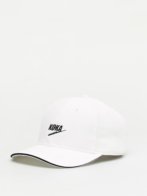 Šiltovka Koka Fake ZD (white)