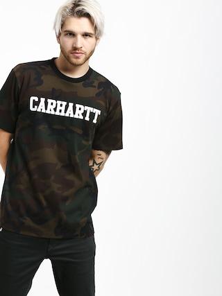Triu010dko Carhartt WIP College (camo evergreen/white)