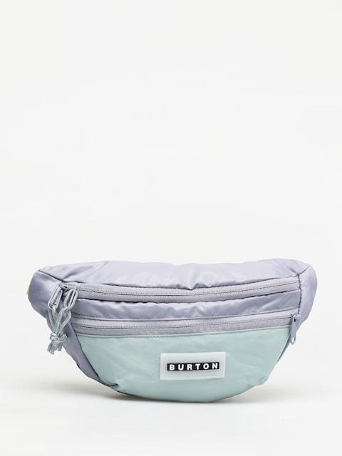 Ľadvinka Burton Hip Pack (lilac gray flt satin)