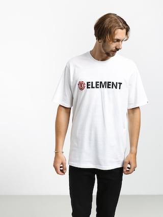 Tričko Element Blazin (optic white)