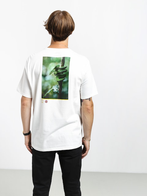 Tričko Element Serpent (off white)