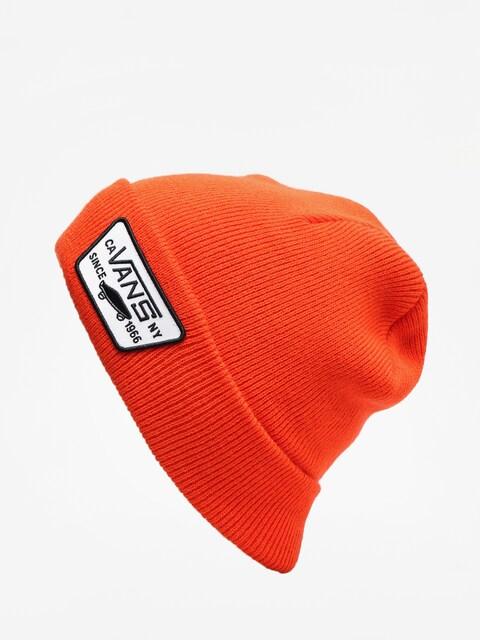 Čiapka Vans Milford (spicy orange)