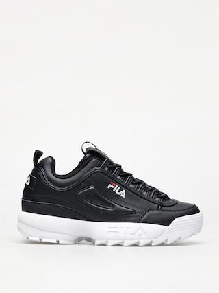 Topánky Fila Disruptor Low (black)
