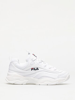 Topu00e1nky Fila Ray Low Wmn (white)