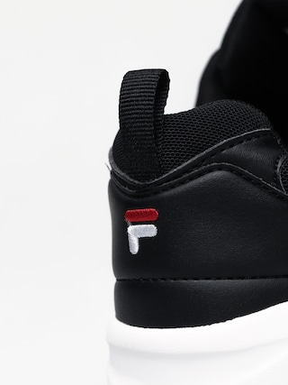 Topánky Fila Ray Low Wmn (black)