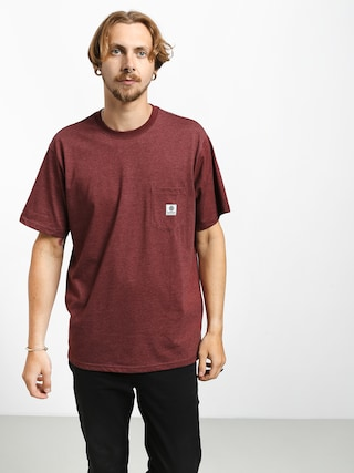 Triu010dko Element Basic Pocket Label (port heather)