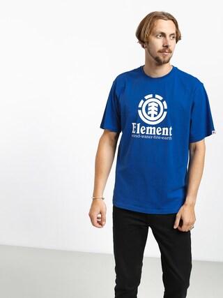 Tričko Element Vertical (nautical blue)