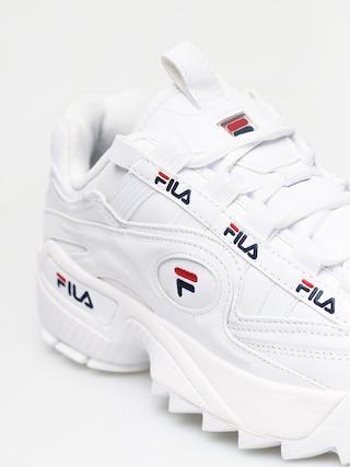 Topánky Fila D Formation (white/fila navy/fila red)