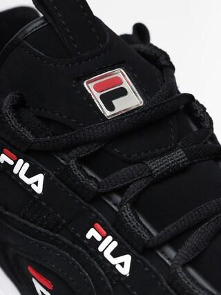 Topánky Fila D Formation (black/white/fila red)