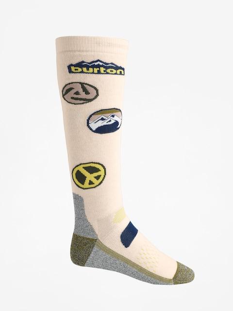 Ponožky Burton Performance Midweight (trekker)