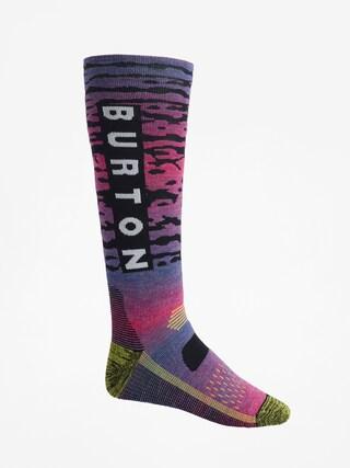 Ponožky Burton Performance Midweight (throwback)
