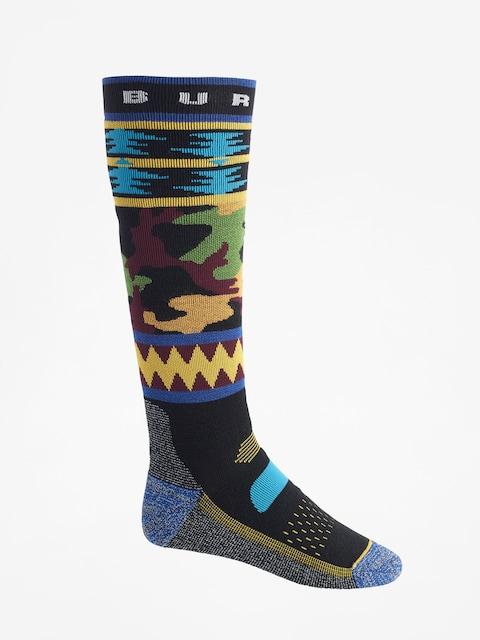 Ponožky Burton Performance Midweight (mashup)
