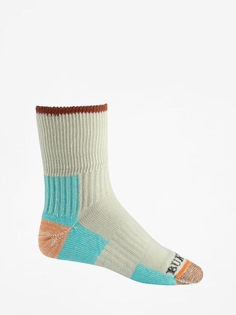 Ponožky Burton Wool Hiker (oatmeal heather)