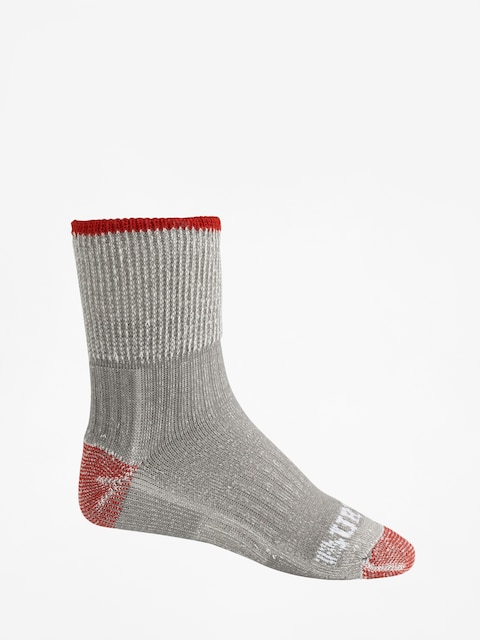 Ponožky Burton Wool Hiker (gray heather)