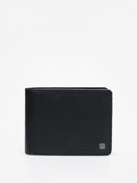 Peňaženka Quiksilver Mack Ix (black black)