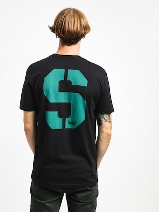 Triu010dko Supra Stencil (black/teal)