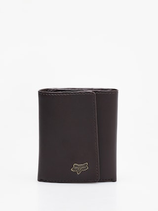Peu0148au017eenka Fox Trifold Leather (brn)