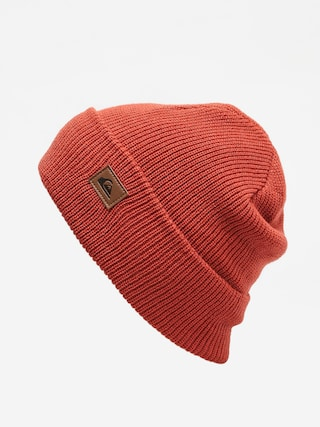 u010ciapka Quiksilver Performed Beanie (burnt brick)