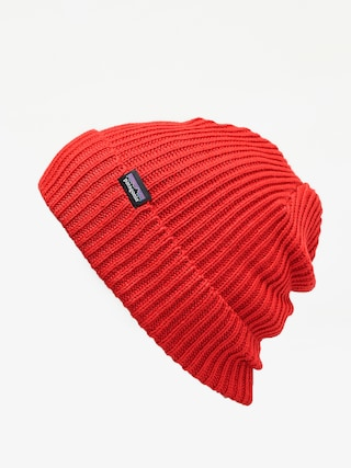 u010ciapka Patagonia Fishermans Rolled Beanie (rincon red)