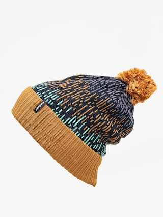 u010ciapka Patagonia Powder Town Beanie (melt down/hammonds gold)