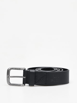 Opasok RVCA Truce Leather (black)