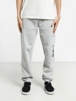 Nohavice Quiksilver Track Pant Screen (light grey heather)