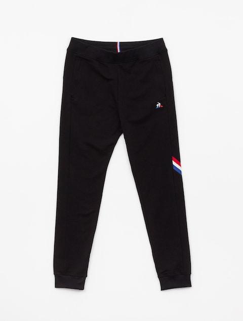 Nohavice Le Coq Sportif Pant Regular N1 (black)